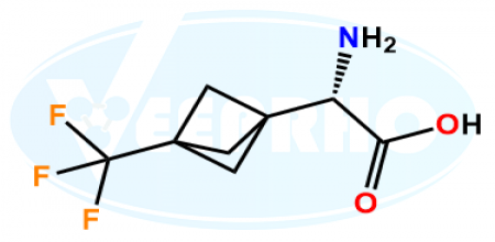 (2S)-Amino-2-[3-(trifluoromethyl)bicyclo[1.1.1]pentan-1-yl]acetic acid